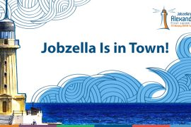 Jobzella's 1st employment fair in Alexandria
