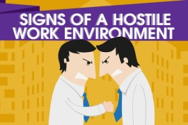 Are You Working In A Hostile Work Environment?