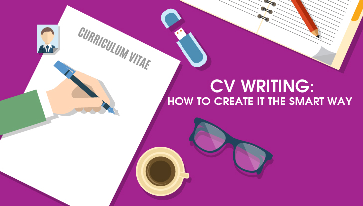 how to write your cv profile