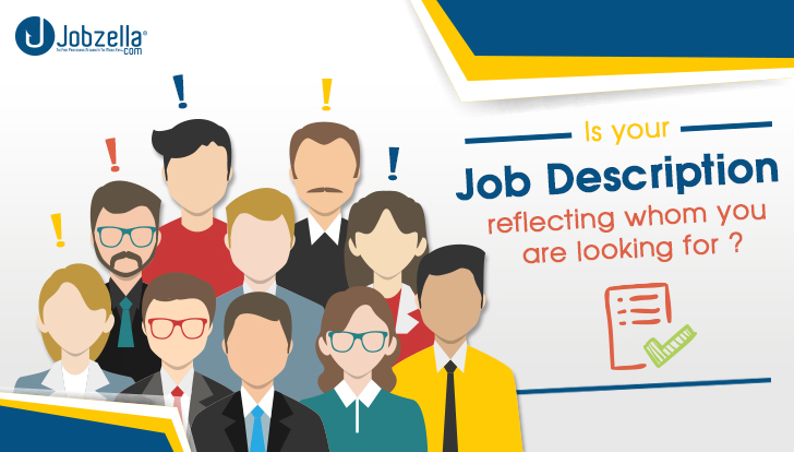 Are You Writing The Right Job Description?|Jobzella