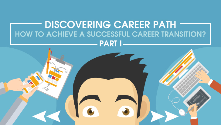 How to achieve a Successful Career Transition? Part I