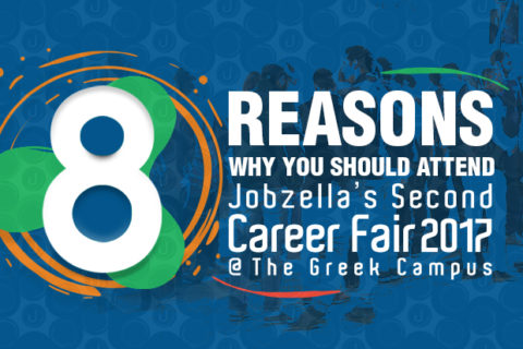 Jobzella second career fair 2017