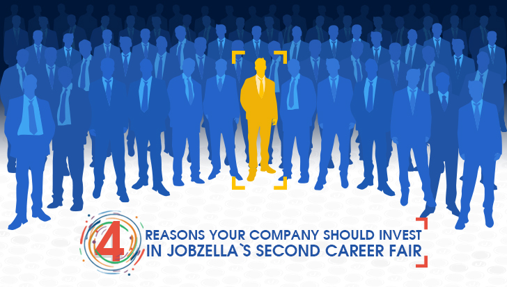 4 Reasons your company should invest in Jobzella's second career fair