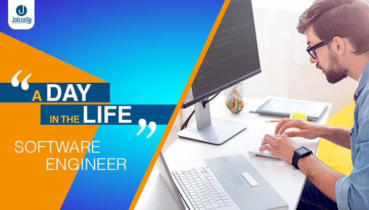 A Day In The Life; Of A Software Engineer
