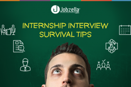 Internship-interview-survival-tips