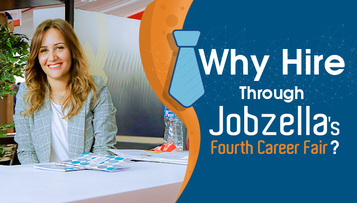 Jobzella's 4th career fair