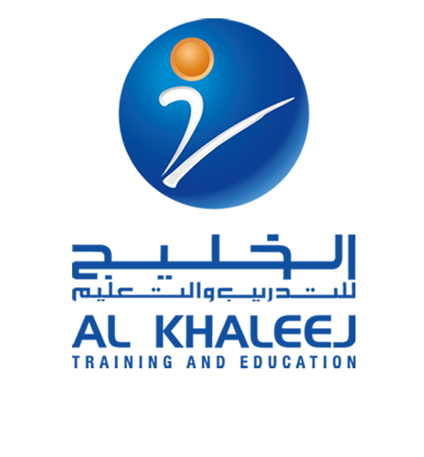 Alkhaleej Training and Education's logo