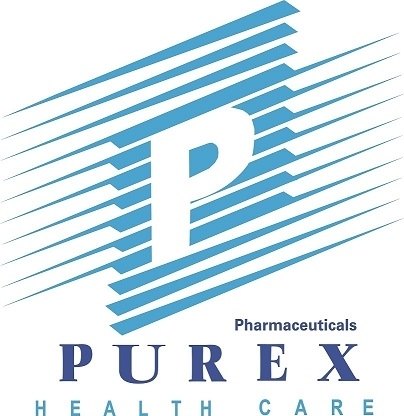 Purex Health Care's logo