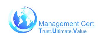 Management cert's logo