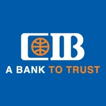 Commercial International Bank (CIB Egypt)'s logo