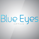 BLUE EYES OPTICS's logo