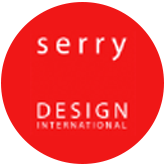 Serry Design International's logo