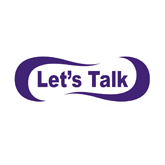 Let's Talk's logo