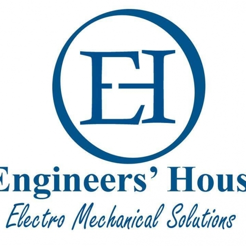 engineers house's logo