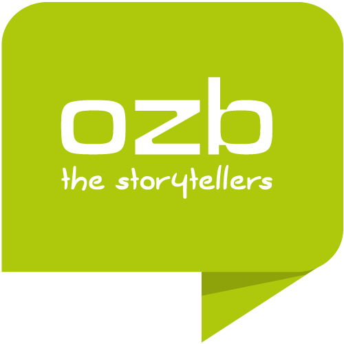 out of z box - the storytellers's logo
