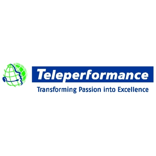 Teleperformance Egypt's logo