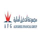 Aldukheil Financial Group's logo