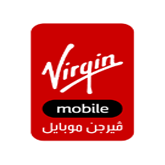 Virgin Mobile KSA's logo