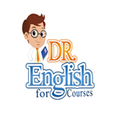 Dr. English for Courses's logo
