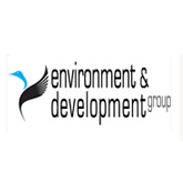 Environment and Development Group (EDG)'s logo