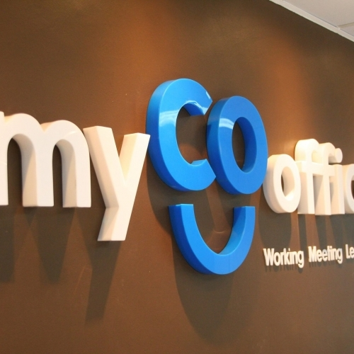 myCOoffice's logo