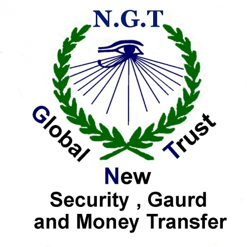 New Global Trust For Security,Guard's logo