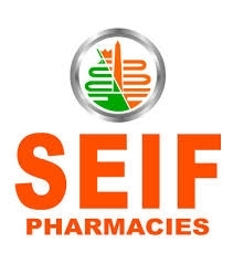 Seif Pharmacy's logo