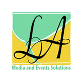L.A Media & Events Solutions's logo