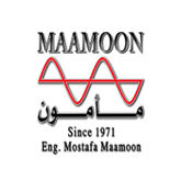 Maamoon Est.‏ For Electrical Engineering's logo