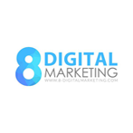 8 Digital Marketing's logo