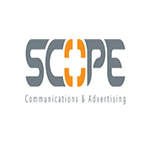 SCOPE Communication and Advertising's logo