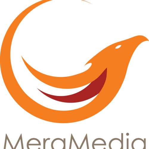 Meramedia marketing agency's logo