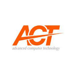 ACT Advanced Computer Technology's logo