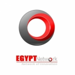 EgyptNetwork's logo