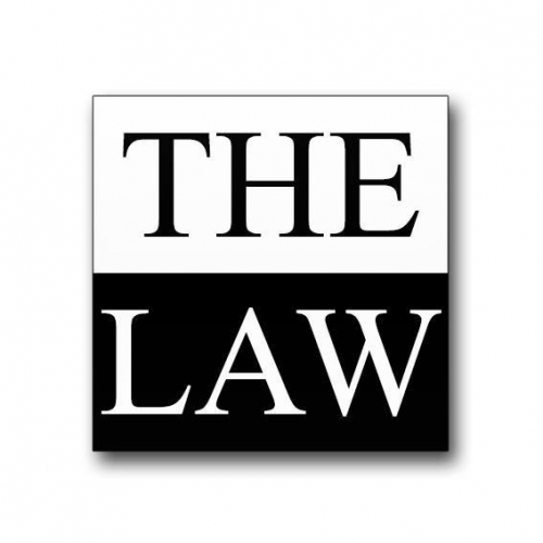 The Law Magazine 's logo