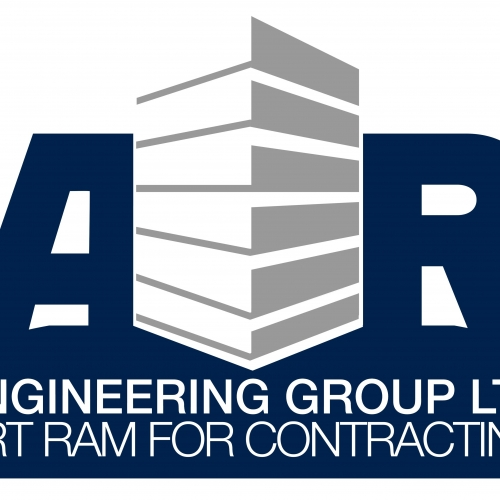 Artram construction's logo