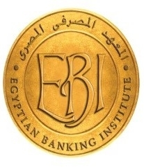 Egyptian Banking Institute's logo