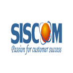 Siscom for communications and Information 's logo