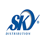 SKY Distribution's logo