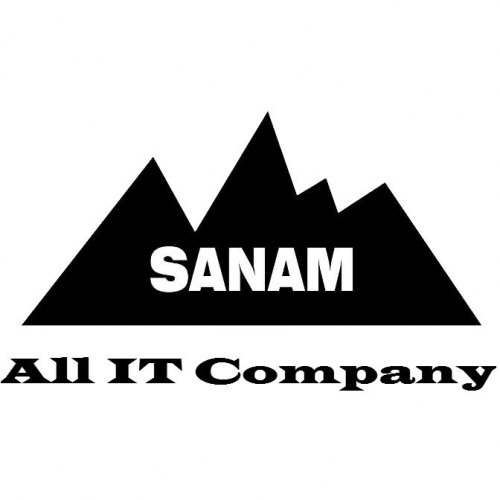 Sanam All IT Company's logo