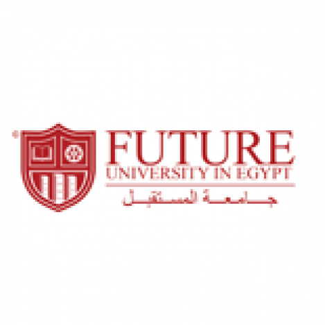 Future University in Egypt's logo