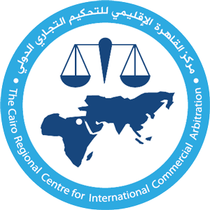 Cairo Regional Centre for International Commercial Arbitration's logo