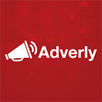Adverly's logo