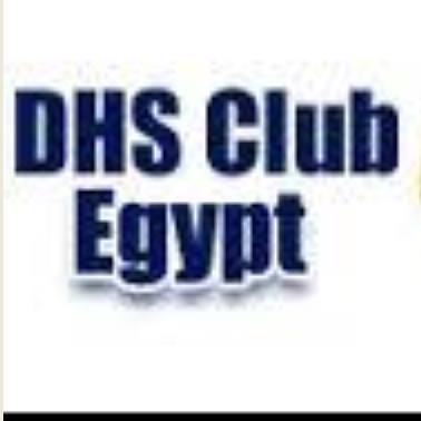 DHS Club Egypt 's logo