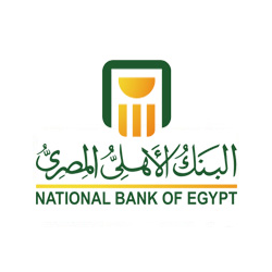 National Bank OF Egypt's logo