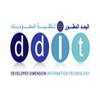 Developed Dimension Information Technology Company's logo