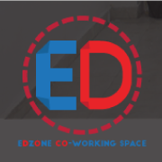 EDZone Co-Working Space's logo