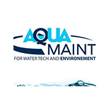 AquaMaint for water tech. and environment's logo