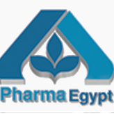 Pharma Egypt's logo