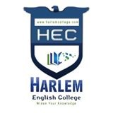 Harlem English College's logo